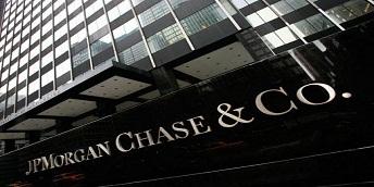 JP Morgan : l'activité déçoit les places boursières
