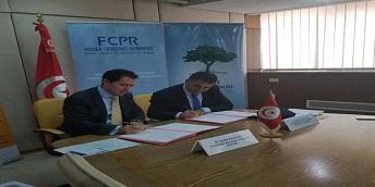 MAXULA Gestion - Signature d'un protocole d'accord de financement de projets entre La BFPME et MAXULA Gestion