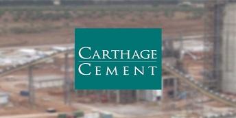 Carthage Cement - Concrétisation de la première opération d'exportation de ciment portland certifié CE vers l'Italie